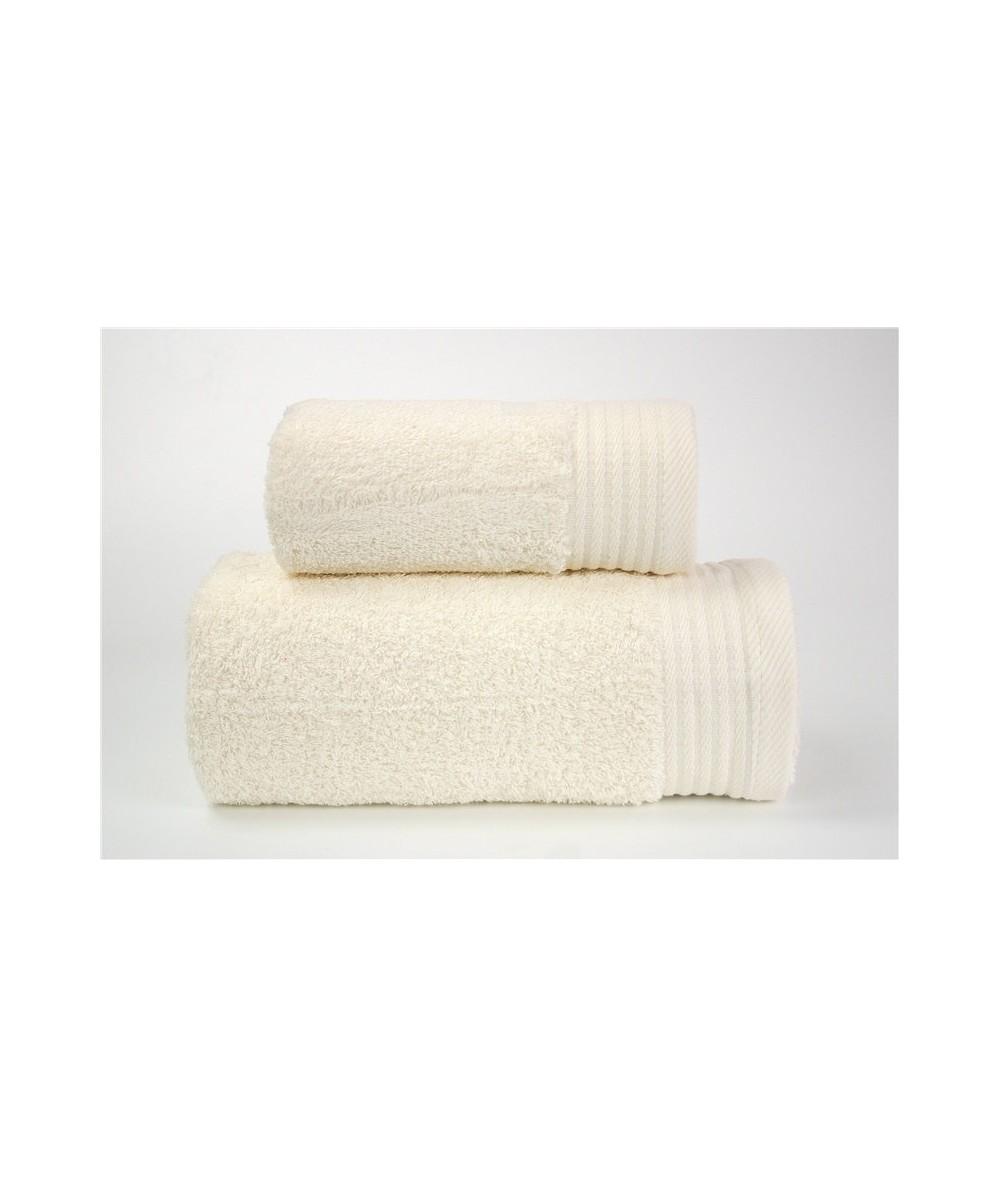 Ręcznik Perfect bawełna 50x90 Kremowy GRENO