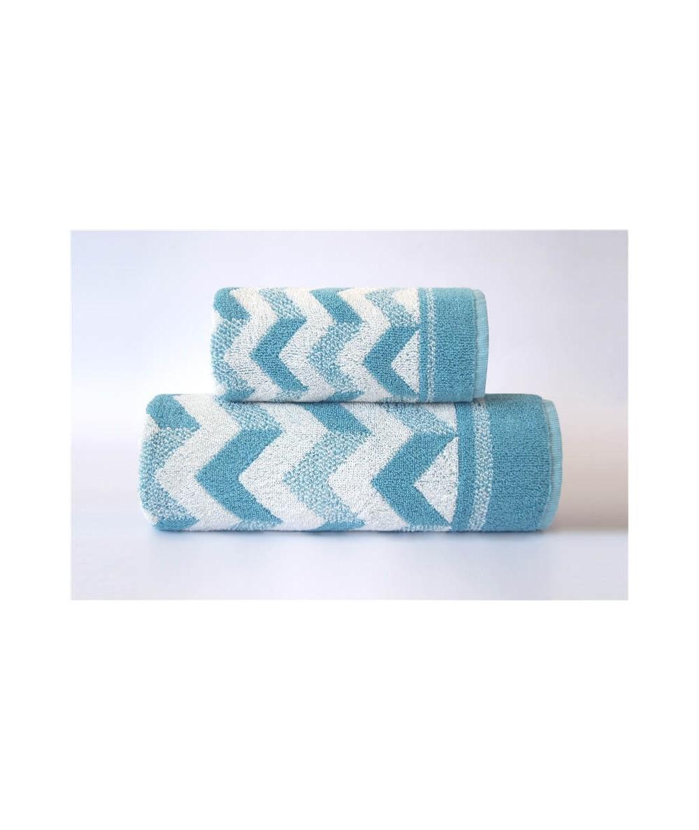 Ręcznik Harry bawełna 50x90 Aqua GRENO