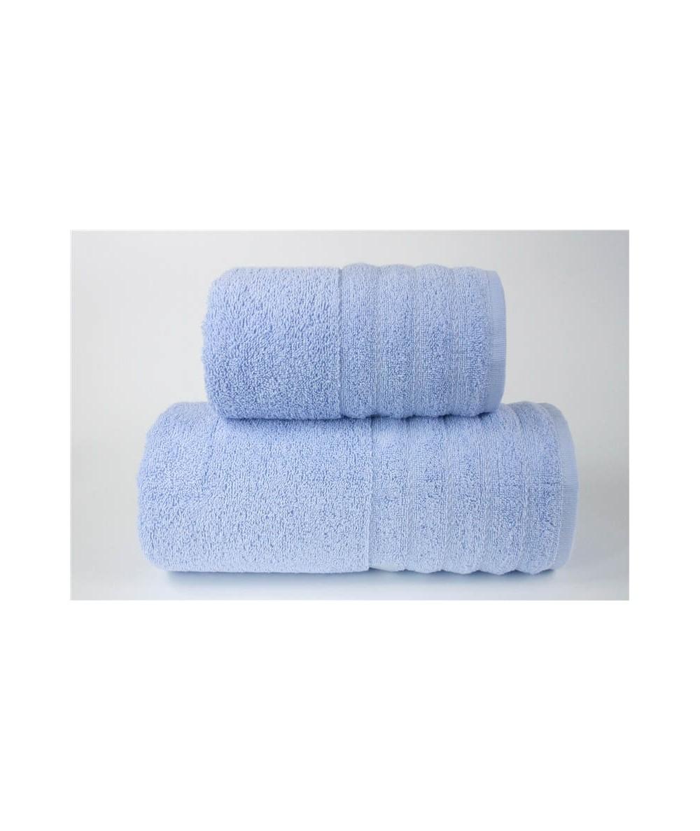 Ręcznik Alexa bawełna 50x90 Błękitny GRENO