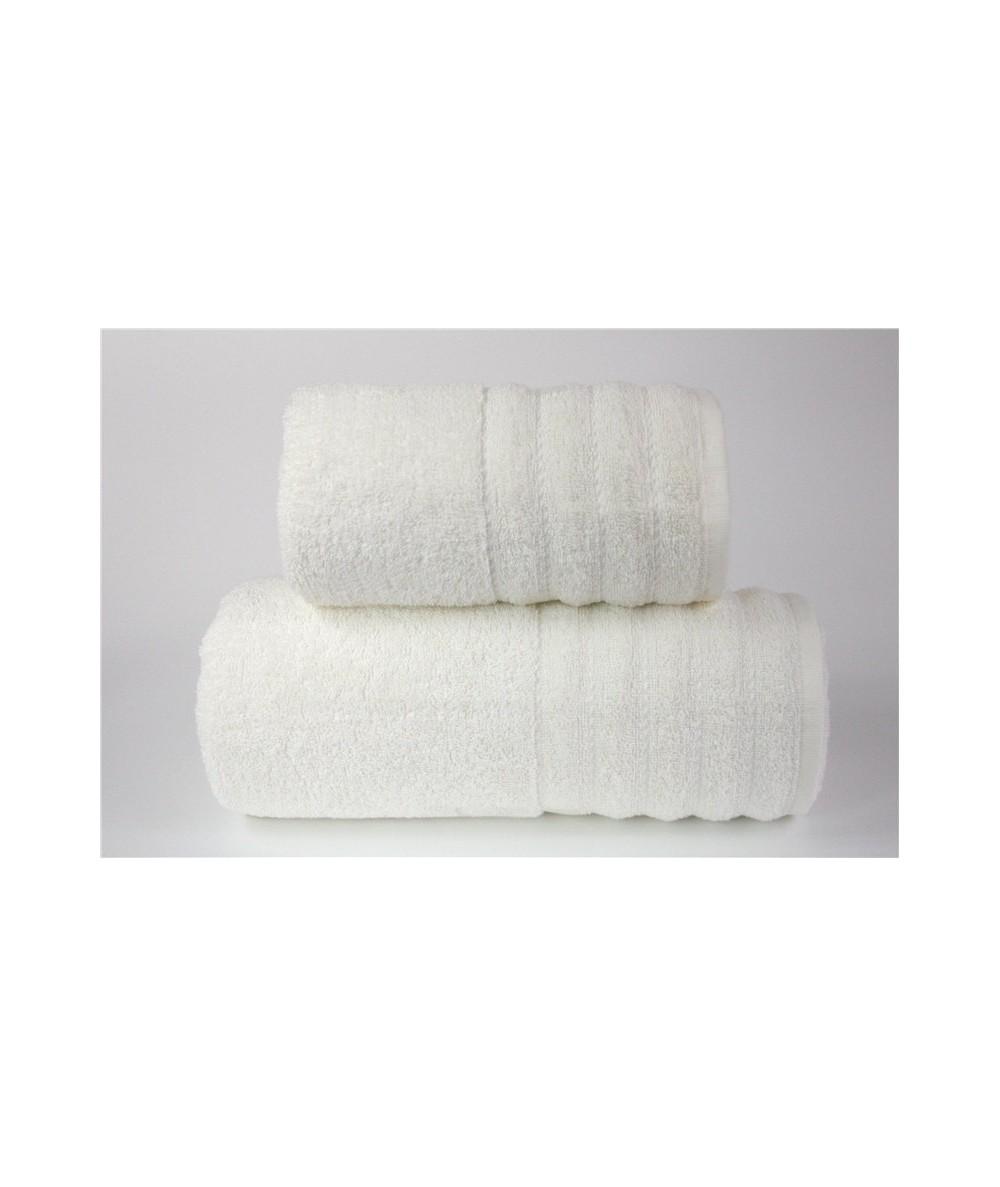 Ręcznik Alexa bawełna 50x90 Kremowy GRENO