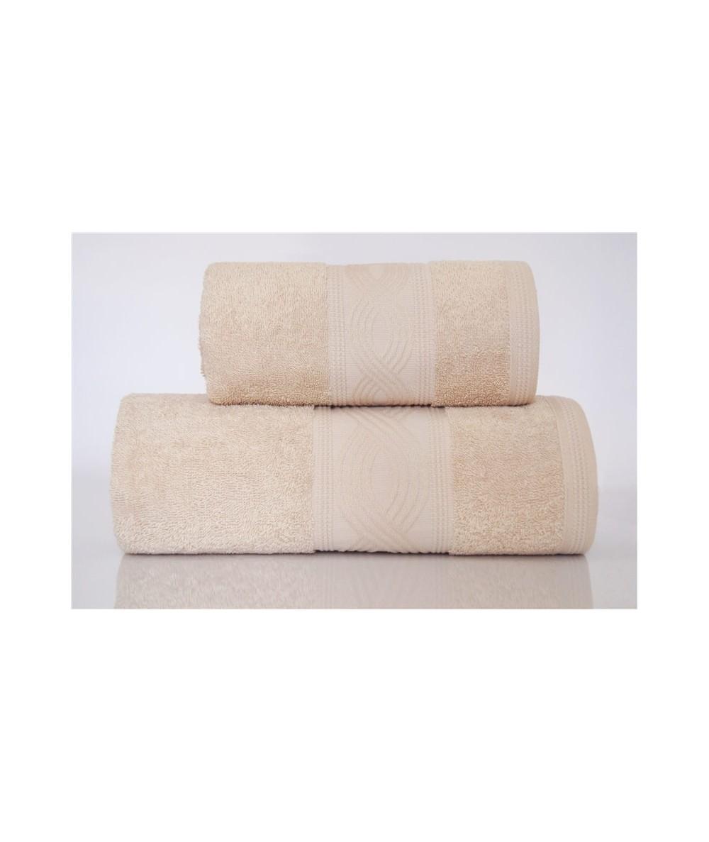 Ręcznik Maritim bawełna 70x140 Beżowy GRENO