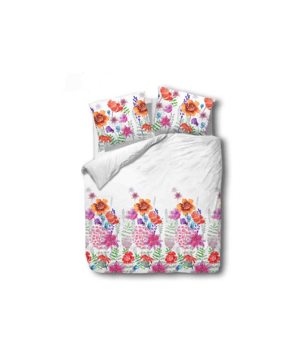 Pościel bawełna CottonLove 160x200 + 2x70x80 z zamkiem 71421-1