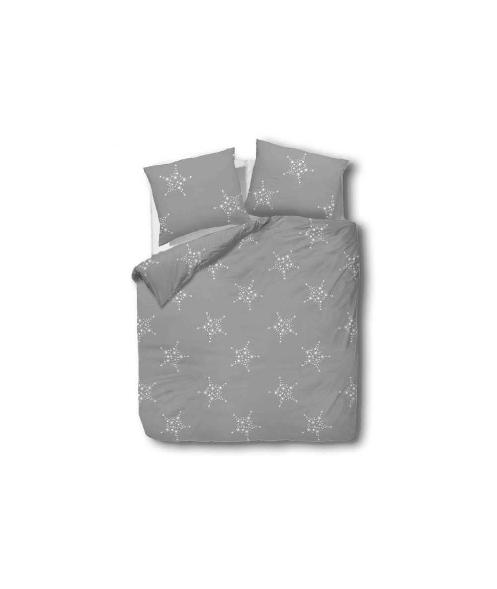Pościel bawełna CottonLove 160x200 + 2x70x80 z zamkiem 71423-1