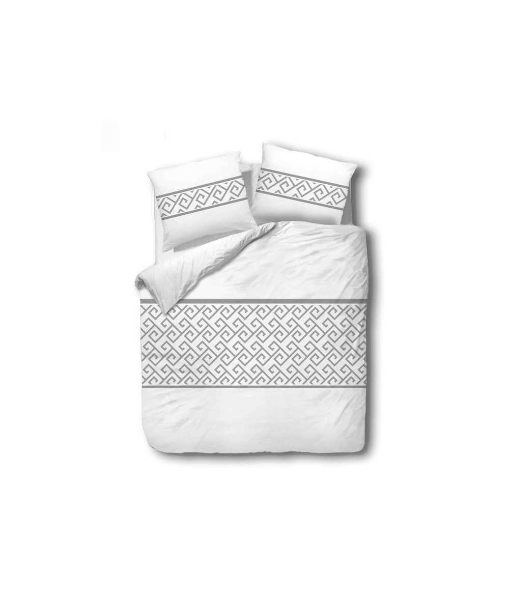 Pościel bawełna CottonLove 160x200 + 2x70x80 z zamkiem 71433-1