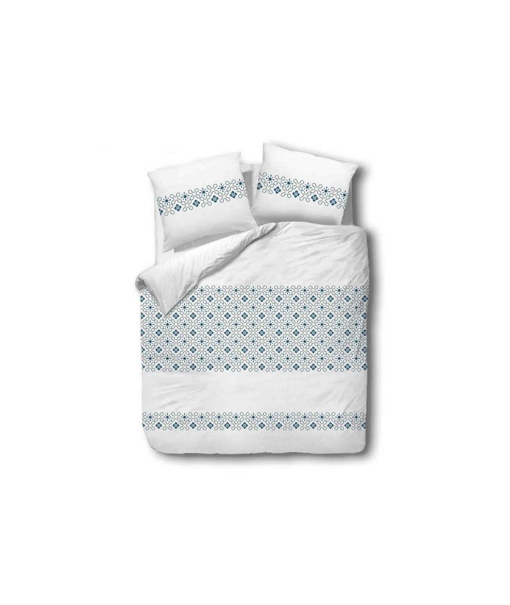 Pościel bawełna CottonLove 200x220 + 2x70x80 z zamkiem 71426-1
