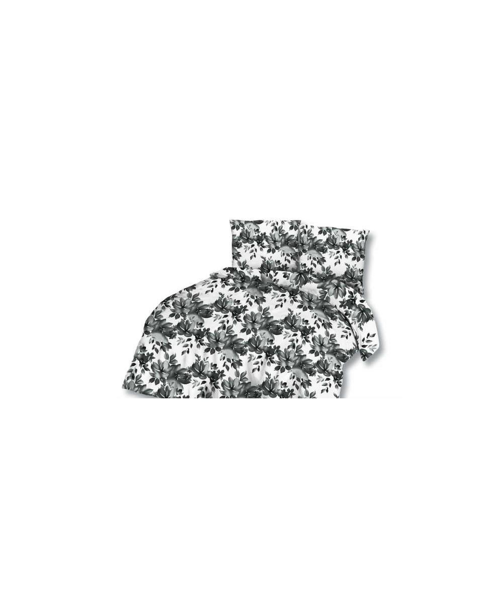 Pościel satyna bawełniana 140x200 + 1x70x80 z zamkiem 74-1