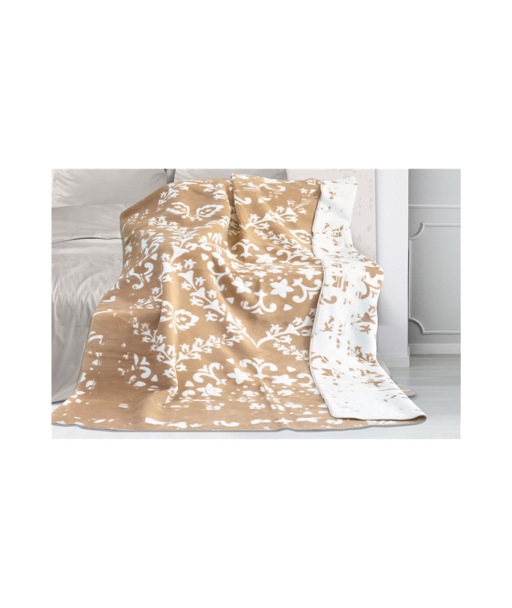 Koc bawełniany Glamour 150x200 Limnos