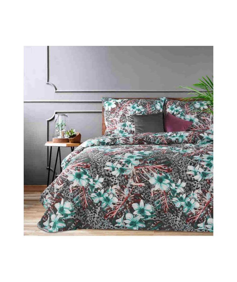 Pościel bawełna Aitana 160x200 + 2x70x80 z zamkiem