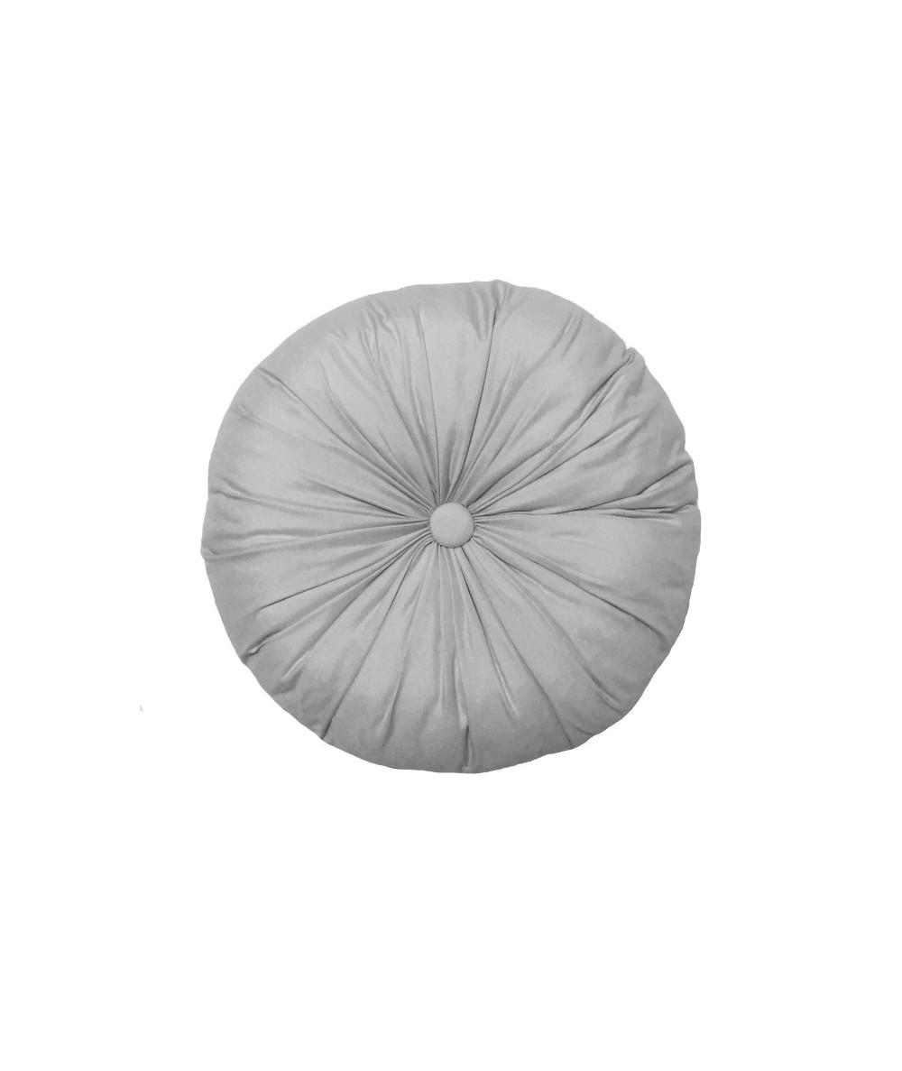 Poduszka okrągła Vege Home stalowa