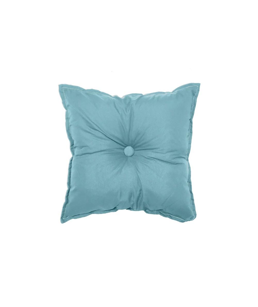 Poduszka Vege Home 40x40 niebieska
