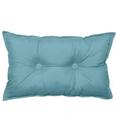 Poduszka Vege Home 30x50 niebieska