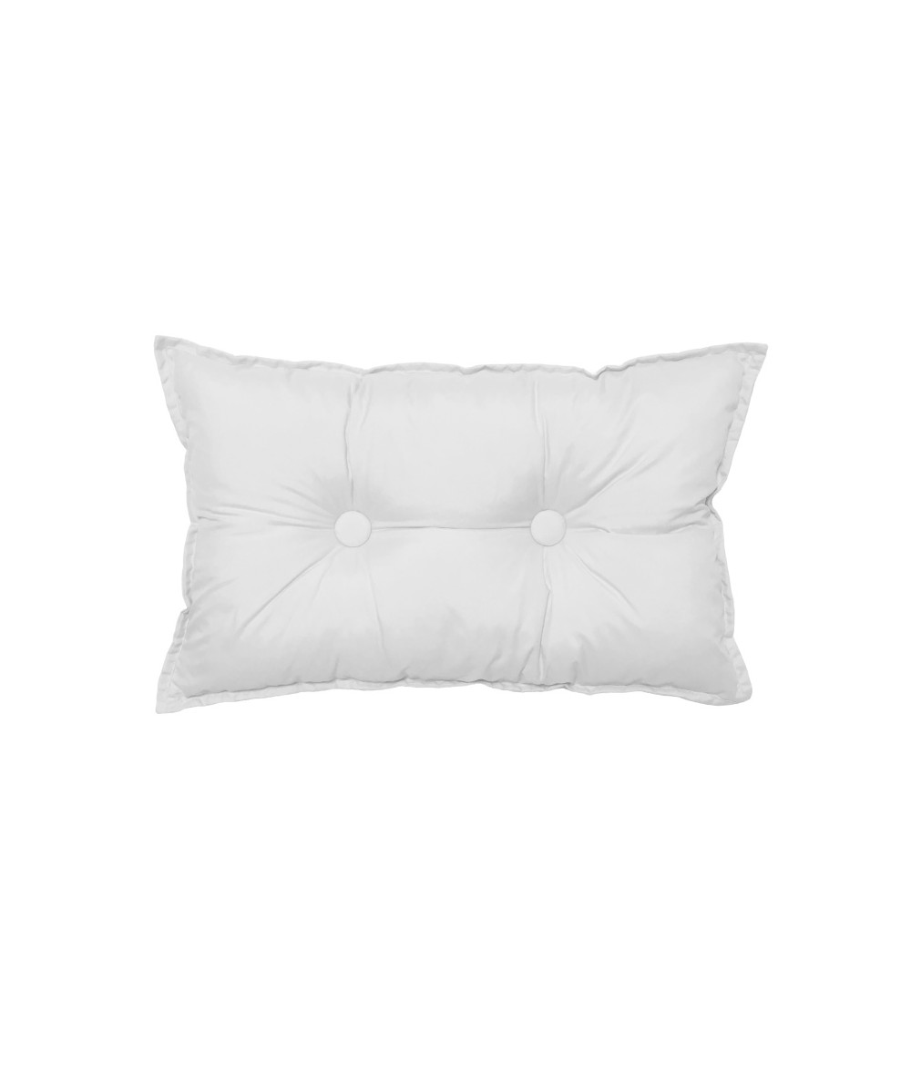 Poduszka Vege Home 30x50 biała