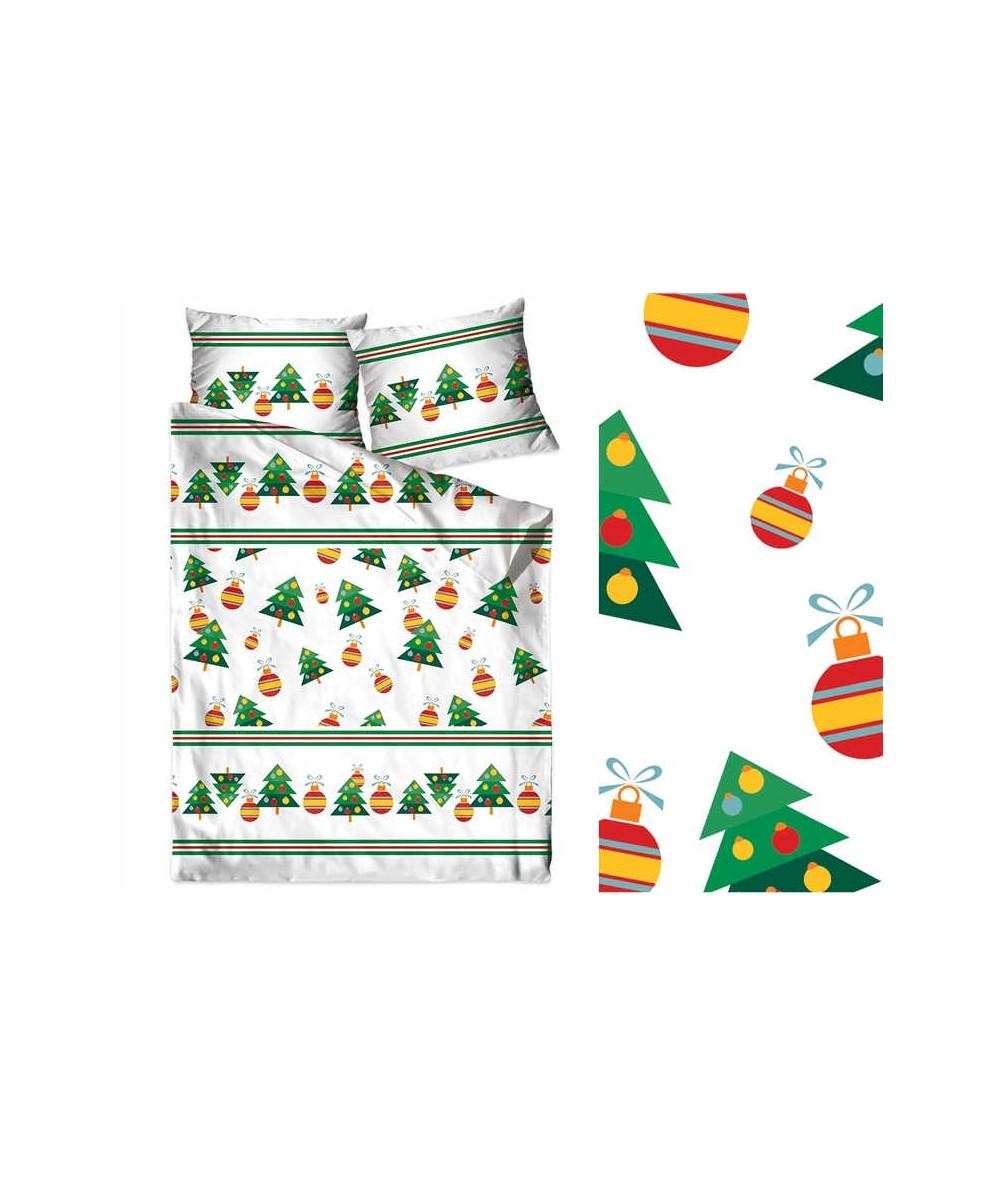 Pościel bawełna Bielbaw 140x200 + 1x70x80 z zamkiem Scandi Chic